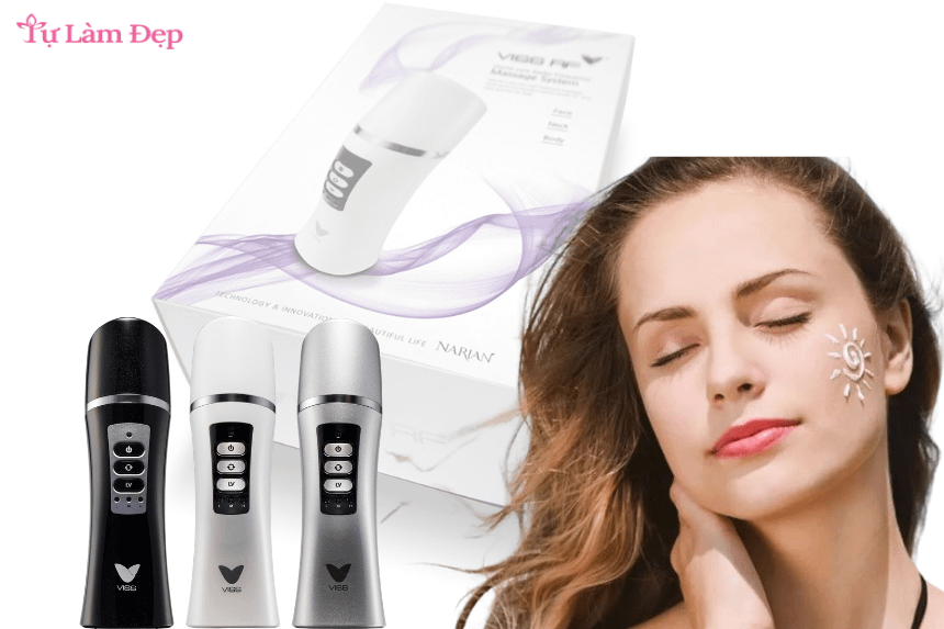 Viss RF Hàn Quốc mang lại hiệu quả tuyệt vời cho làn da