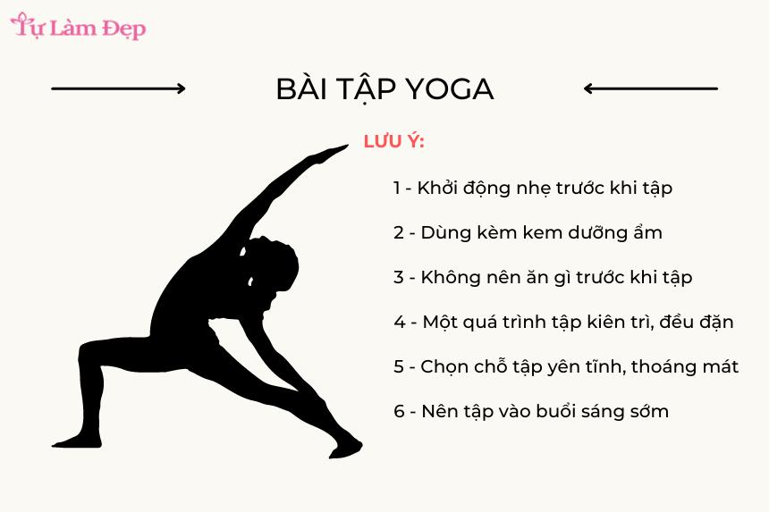 Bài tập yoga đơn giản